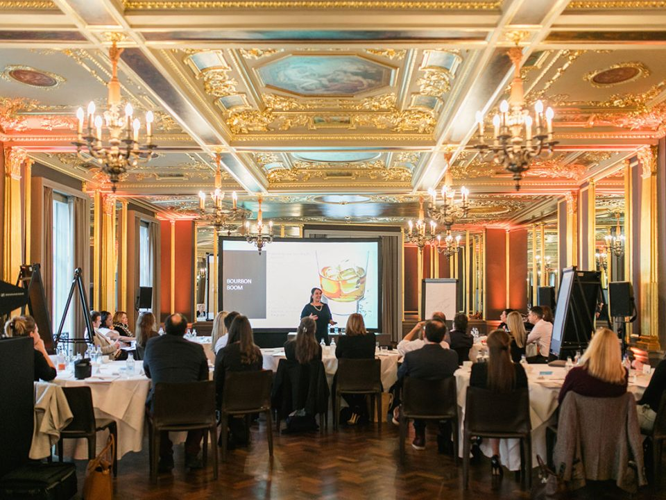 Training Corporate Conference London Hotel Café Royal JustSeventy