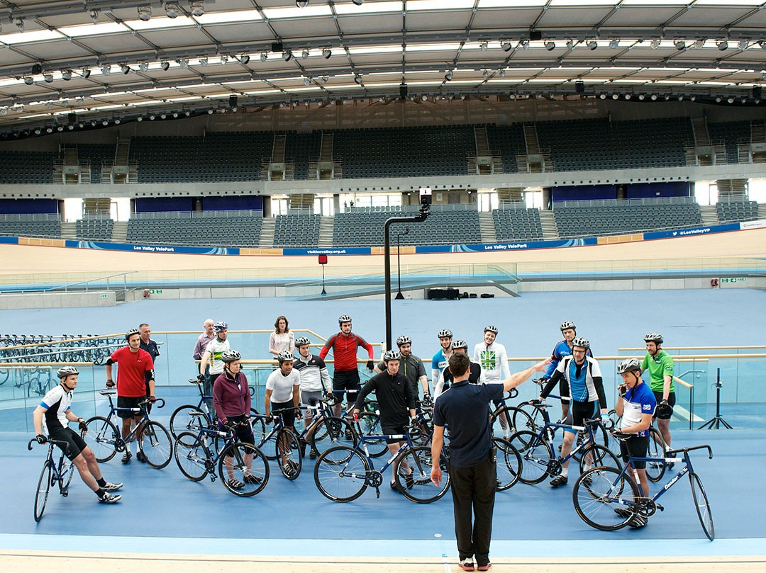 Corporate Networking Event Luxury Events Velodrome Away Day JustSeventy