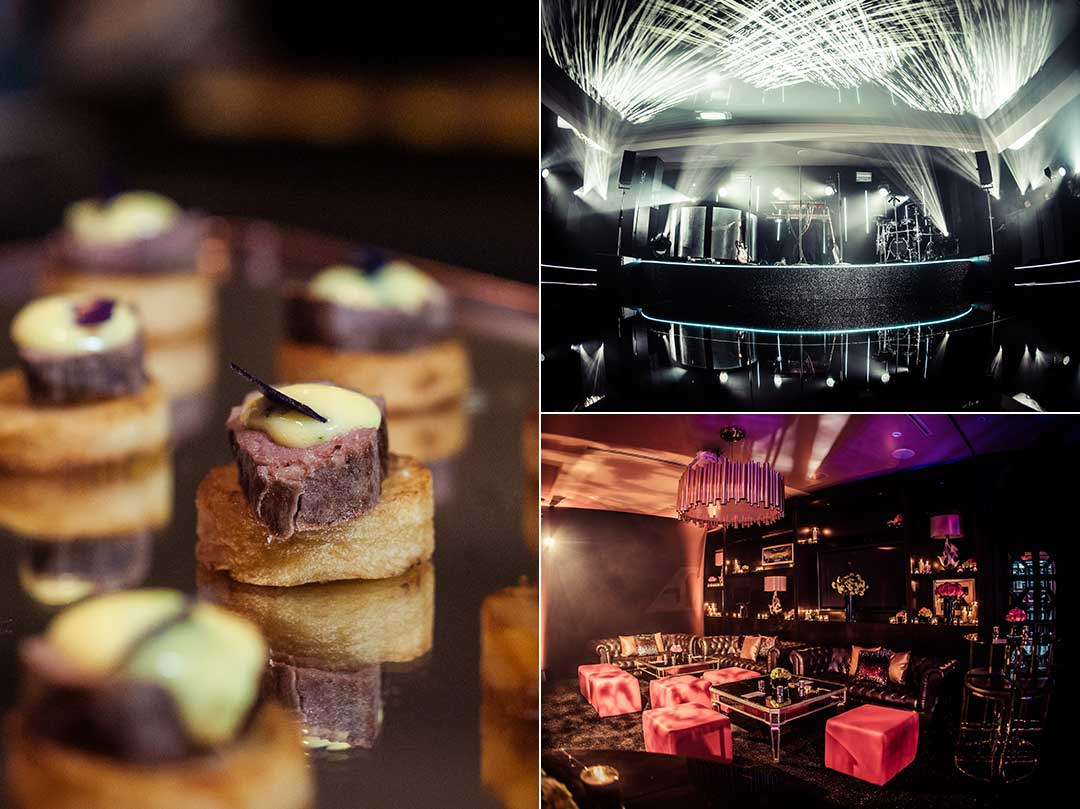 Luxury Birthday Party Design Pool Bespoke Nightclub JustSeventy