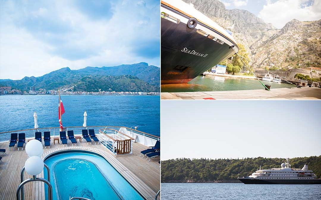 Luxury Mediterranean Corporate Event Cruise Italy France Croatia