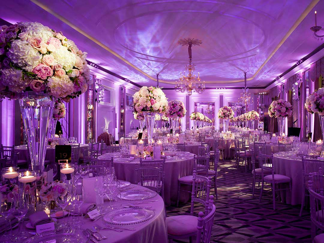Claridges Luxury Bespoke Design Birthday Party Celebration JustSeventy