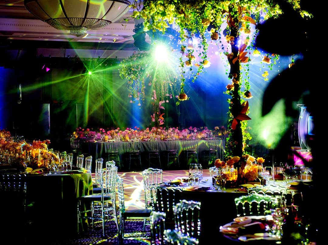 Fairytale Themed Bat Mitzvah party at Rosewood London JustSeventy
