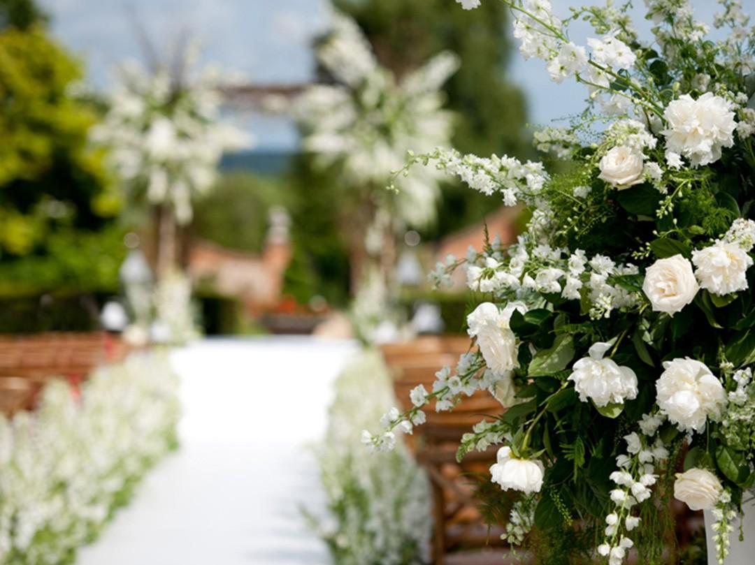 Countryside Wedding Four Seasons Hotel Hampshire Gardens