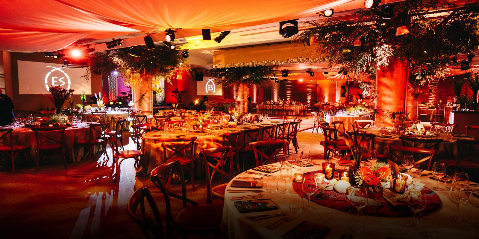 African Themed Bar Mitzvah at The Grove Hotel