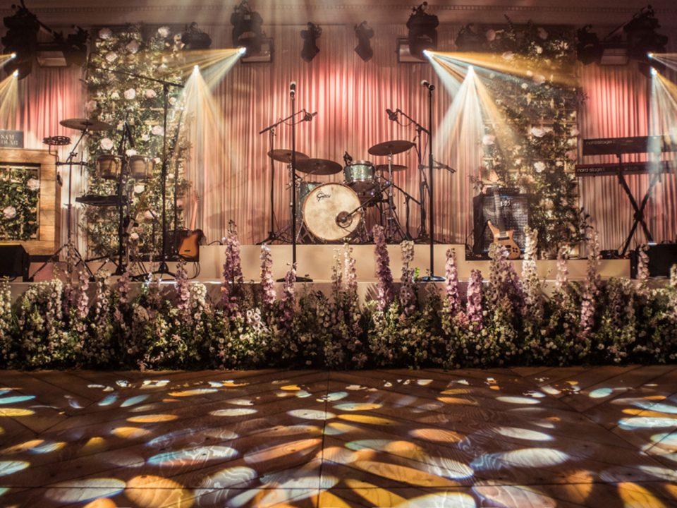Rosewood London Secret Garden Wedding by JustSeventy