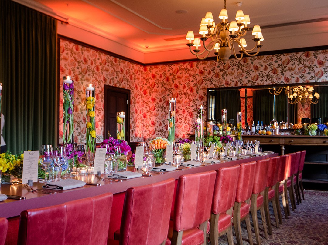 Birthday Dinner Event at Four Seasons Hotel Hampshire