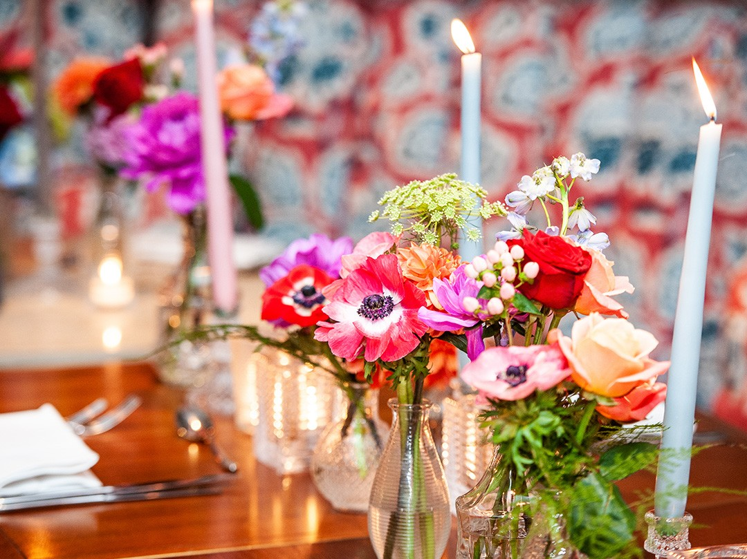 Contemporary Jewish Wedding at Bluebird Chelsea