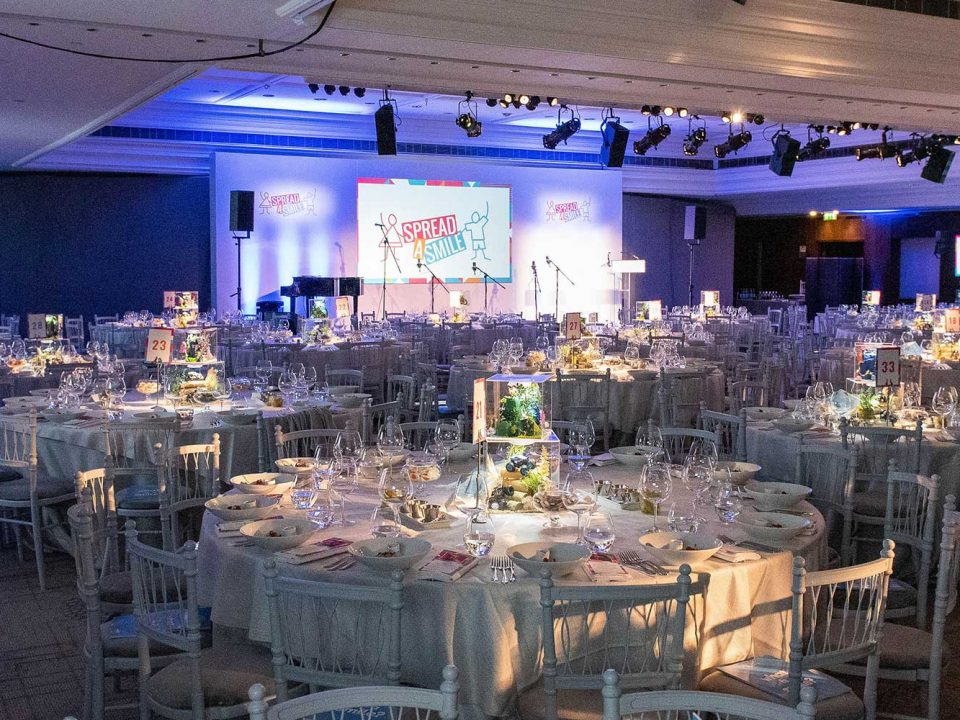 Charity Gala Event at the Intercontinental Park Lane