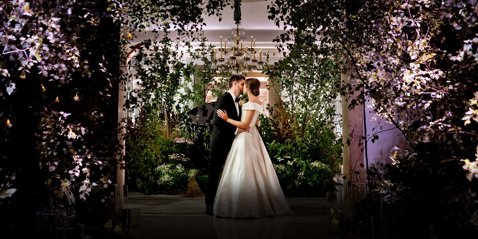 Woodland Inspired Wedding at Claridges Hotel