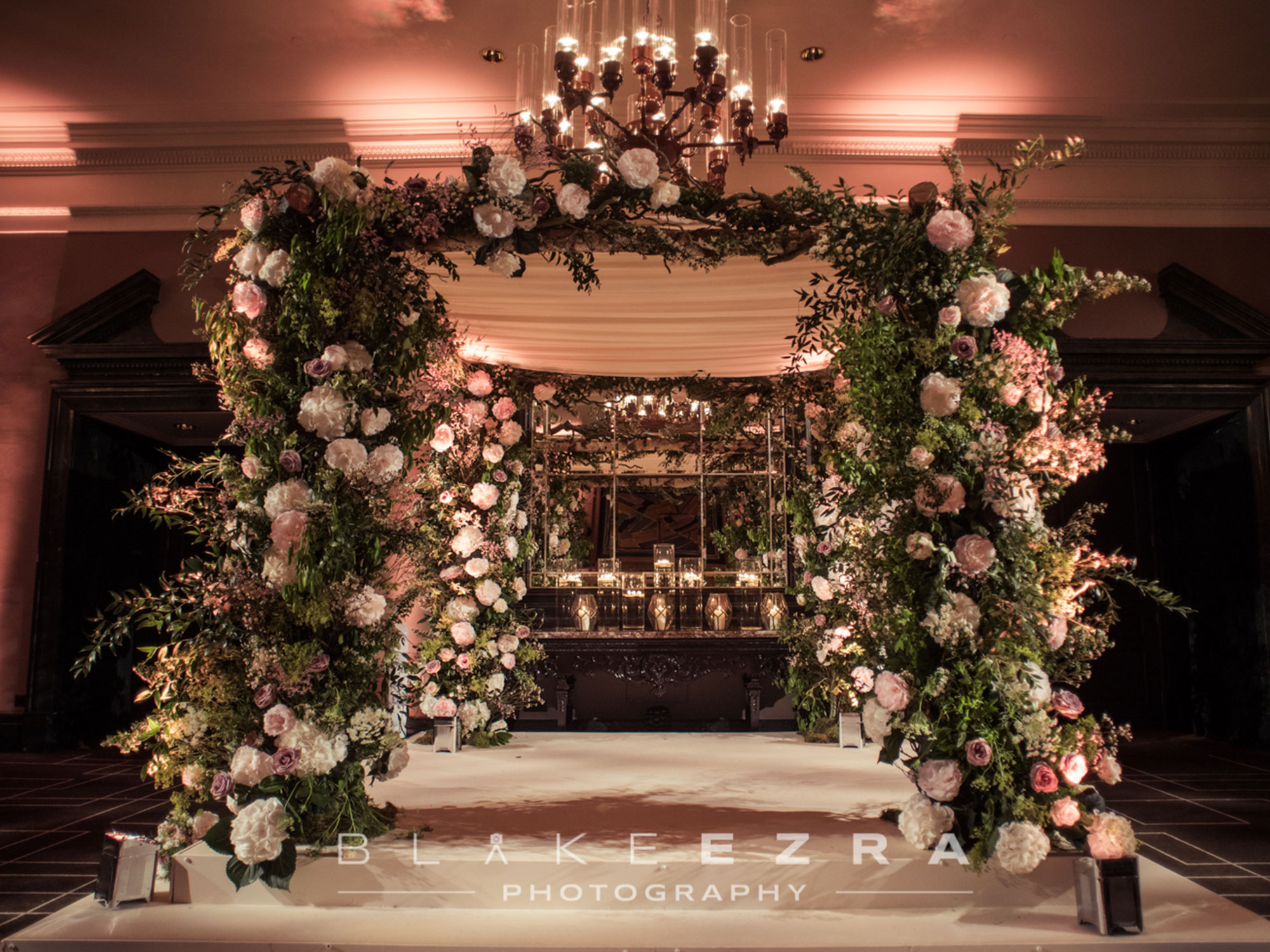 Rosewood London Secret Garden Wedding by JustSeventy