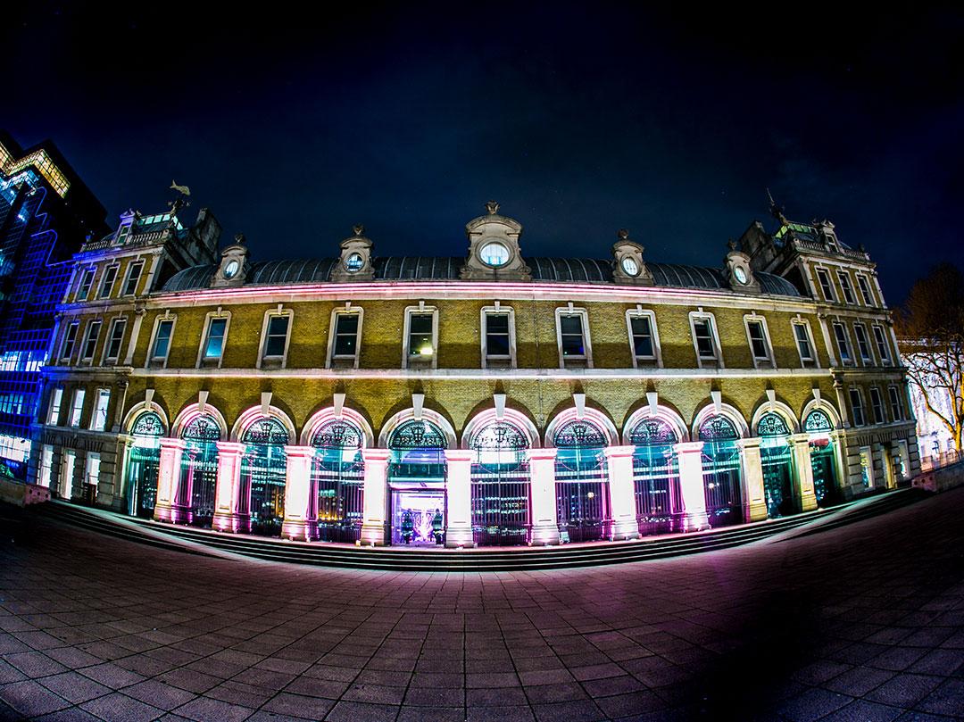 Old Billingsgate Ice Palace Themed Bat Mitzvah